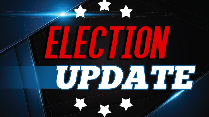 Election Update graphic